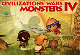 Civilizations Wars 4: Monsters