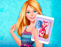 Barbie In Love With Fashion: Summer Patterns