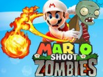 Play Mario with Zombies Shoot