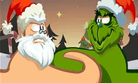 Thumb Fighter: Christmas